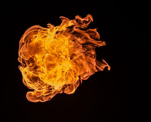 fireproof paint for steel surfaces makes flames stay away